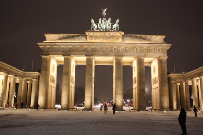 Silvesterparty am Brandenburger Tor