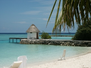 5 Sterne Urlaub auf den Malediven