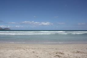 Strand von Can Picafort