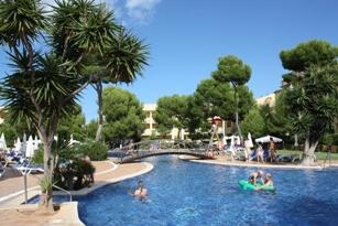 Pool im Hotel Viva Mallorca